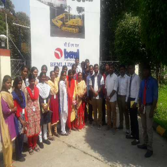 INDUSTRIAL VISIT TO BANGALORE